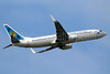 Palau Pacific Airways-PPA (AirExplore) Boeing 737-8Q8 WL OM-FEX (msn 28213) HKG (Javier Rodriguez). Image: 936162.