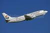 Polynesian Airlines Boeing 737-3Q8 5W-ILF (msn 26282) SYD (John Adlard). Image: 907697.