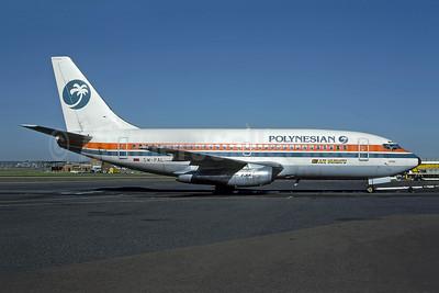 Leased to Air Vanuatu