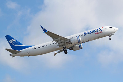 """""""Toloa"""", will not be delivered to Samoa, now Alaska Airlines"""
