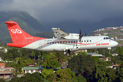 Air Tahiti (3rd) ATR 42-600 F-ORVC (msn 1013) PPT (Chris Sands). Image: 940860.