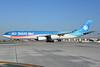 Air Tahiti Nui Airbus A340-313 F-OJGF (msn 385) LAX (Ton Jochems). Image: 921040.