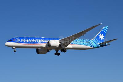 Air Tahiti Nui Boeing 787-9 Dreamliner F-OMUA (msn 39297) LAX (Brian Peters). Image: 944993.