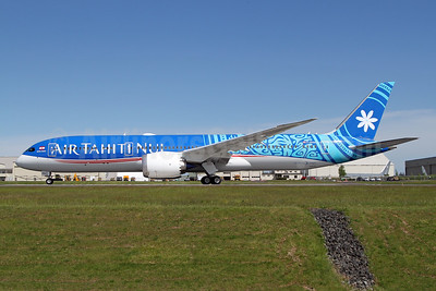 """Bora Bora"", Air Tahiti Nui's third Dreamliner"
