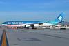 Air Tahiti Nui Airbus A340-313 F-OJGF (msn 385) LAX. Image: 921388.