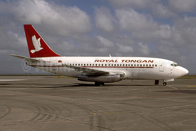 Leased from Air New Zealand May 12, 1999