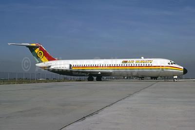 Air Vanuatu McDonnell Douglas DC-9-31 VH-CZD (msn 47065) (Bruce Drum Collection). Image: 946971.