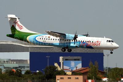 Air Vanuatu ATR 72-212A (ATR 72-500) F-WWED (YJ-AV72) (msn 876) TLS. Image: 903295.