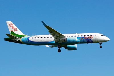 First Airbus A220-300 for Air Vanuatu