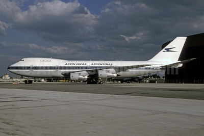 Leased from Olympic Airways on April 16, 1996