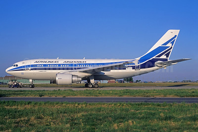 Aerolineas Argentinas Airbus A310-324 N819PA (F-OGYR) (msn 456) ORY (Jacques Guillem). Image: 935533.