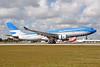 Aerolineas Argentinas Airbus A330-223 LV-FNK (msn 358) MIA (Bruce Drum). Image: 104587.