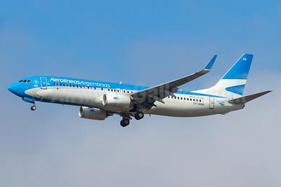 Aerolineas Argentinas Boeing 737-8SH WL LV-GGK (msn 41339) GRU (Rodrigo Cozzato). Image: 935530.
