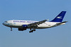 Aerolineas Argentinas Airbus A310-325 LV-AIV (msn 640) (Argentina) MEX (Rurik Enriquez). Image: 922721.