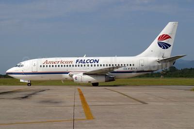 American Falcon (Argentina)