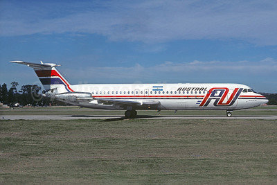 Austral Lineas Aereas BAC 1-11 521FH LV-JNS (msn 194) AEP (Christian Volpati Collection). Image: 931427.