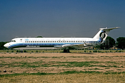 Austral Lineas Aereas BAC 1-11 521FH LV-JNT (msn 196) AEP (Christian Volpati). Image: 911181.