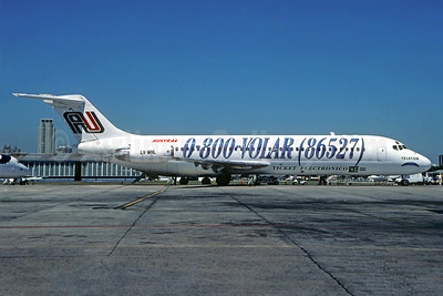 Austral Lineas Aereas McDonnell Douglas DC-9-32 LV-WHL (msn 47368) (0-800-VOLAR - 86527) AEP (Christian Volpati). Image: 934235.