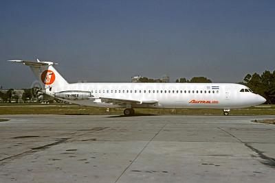 Austral Lineas Aereas BAC 1-11 518FG LV-MEX (msn 200) AEP (Christian Volpati). Image: 911182.