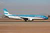Austral Lineas Aereas Embraer ERJ 190-100 IGW LV-CET (msn 19000383) SCL (Alvaro Romero). Image: 911176.