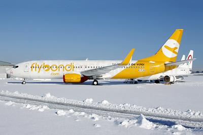 Flybondi (flybondi.com) Boeing 737-8JP WL EI-FJG (msn 37818) QLA (Antony J. Best). Image: 945615.