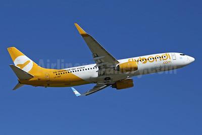Flybondi (flybondi.com) Boeing 737-8F2 WL LV-HQY (msn 34406) PAL (Yulia Furda). Image: 947387.