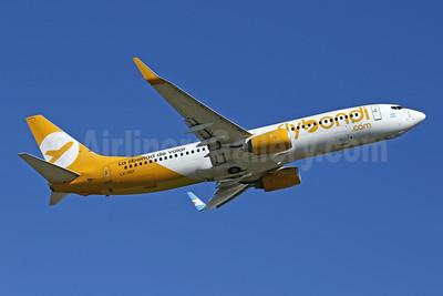 Flybondi (flybondi.com) Boeing 737-8F2 WL LV-HQY (msn 34406) PAL (Yulia Furda). Image: 947386.