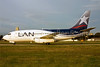 LAN Argentina Boeing 737-230 LV-BBO (msn 22139) AEP (Bernardo Andrade). Image: 908773.