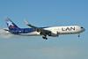 LAN Argentina Boeing 767-316 ER WL LV-CDQ (msn 35229) MIA (Jay Selman). Image: 403413.