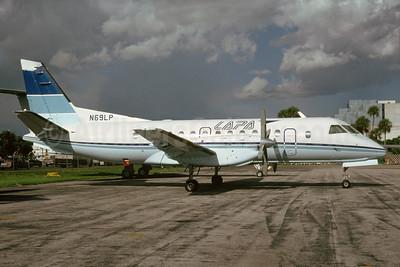 LAPA (Líneas Aéreas Privadas Argentinas) SAAB 340A N69LP (msn 069) MIA (Bruce Drum). Image: 104421.