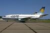LAPA (Líneas Aéreas Privadas Argentinas) Boeing 737-204C LV-WSH (msn 20282) AEP (Bruce Drum). Image: 104419.