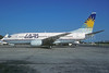 LAPA (Líneas Aéreas Privadas Argentinas) Boeing 737-7Q8 LV-YYC (msn 28210) AEP (Christian Volpati). Image: 936699.