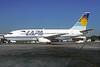 LAPA (Líneas Aéreas Privadas Argentinas) Boeing 737-2S3 LV-WJS (msn 22278) AEP (Christian Volpati). Image: 936697.