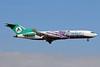 AeroSur (Bolivia) Boeing 727-222 CP-2515 (msn 21904) MIA (Bruce Drum). Image: 101782.