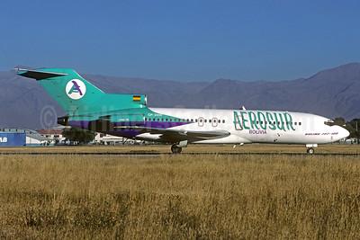 AeroSur (Bolivia) Boeing 727-23 CP-2370 (msn 18449) CBB (Christian Volpati Collection). Image: 931212.