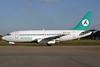 AeroSur (Bolivia) Boeing 737-201 CP-2438 (msn 21815) GRU (AirSpeed). Image: 906846.