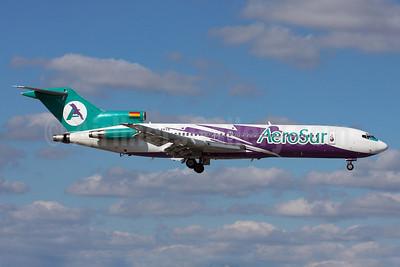 AeroSur (Bolivia) Boeing 727-222 CP-2515 (msn 21904) MIA (Arnd Wolf). Image: 904279.