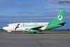 AeroSur (Bolivia) Boeing 737-281 CP-2476 (msn 21771) VVI (Christian Volpati). Image: 906724.