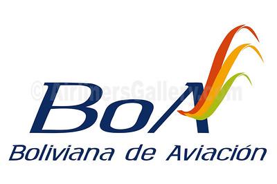 1. Boliviana de Aviación - BoA logo