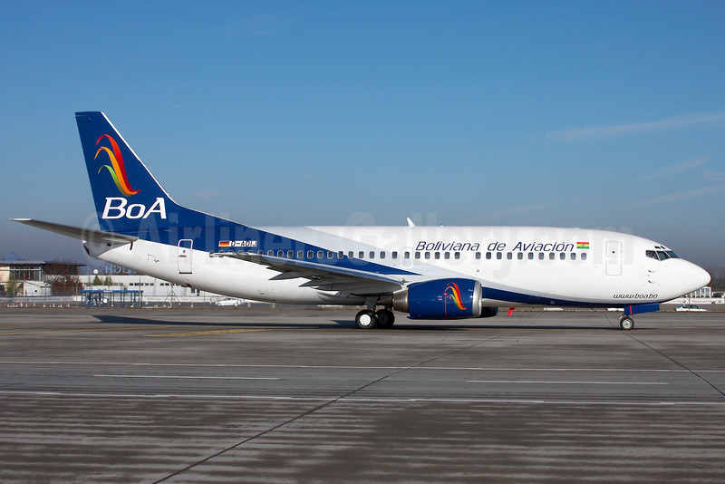 Boeing 737-300s being replaced by newer 737-700s in 2016