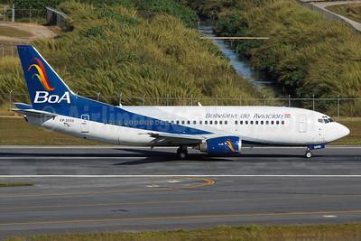 Boliviana de Aviacion-BoA Boeing 737-33A CP-2550 (msn 25118) GRU (Bernardo Andrade). Image: 922879.