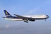Boliviana de Aviacion-BoA Boeing 767-33A ER CP-2880 (msn 27376) MIA (Brian McDonough). Image: 925871.