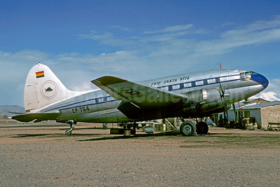 Crashed on takeoff at Estancia El Trompillo, Bolivia on March 2, 1992, 5 killed
