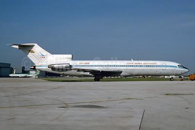Lloyd Aereo Boliviano-LAB Boeing 727-2K3 CP-1366 (msn 21494) MIA (Bruce Drum). Image: 103955.