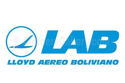 1. LAB - Lloyd Aereo Boliviano logo