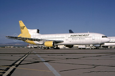 Lockheed TriStar in Yellowbird livery!