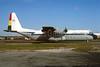 Transportes Aereos Bolivianos-TAB Lockheed 382G (L-100-30) Hercules CP-1564 (msn 4833) MIA (Bruce Drum). Image: 104154.
