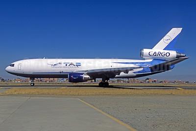 TAB Cargo-Transportes Aereos Bolivianos McDonnell Douglas DC-10-30 (F) CP-2555 (msn 46937) LPB (Christian Volpati Collection). Image: 936314.