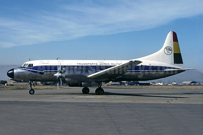Transporte Aereo Militar-TAM (Bolivia) Convair 580 TAM 71 (msn 370) CBB (Christian Volpati Collection). Image: 932094.
