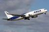 ABSA Cargo (ABSA Airline) Boeing 767-316F ER WL PR-ACG (msn 30780) MIA (Brian McDonough). Image: 925987.